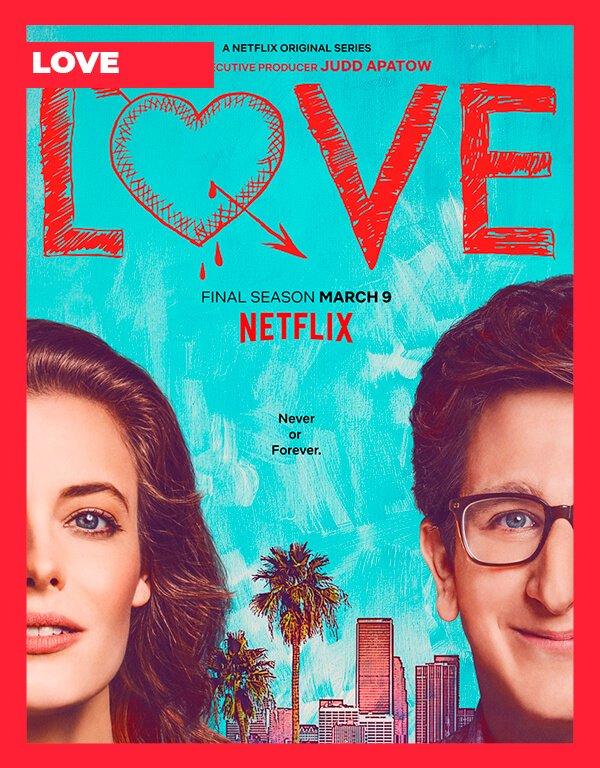 It girls - LOVE - Netflix - Primavera - Em casa - https://stealthelook.com.br