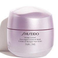 Creme Facial Antissinais Noturno Shiseido White Lucent Overnight com 75ml