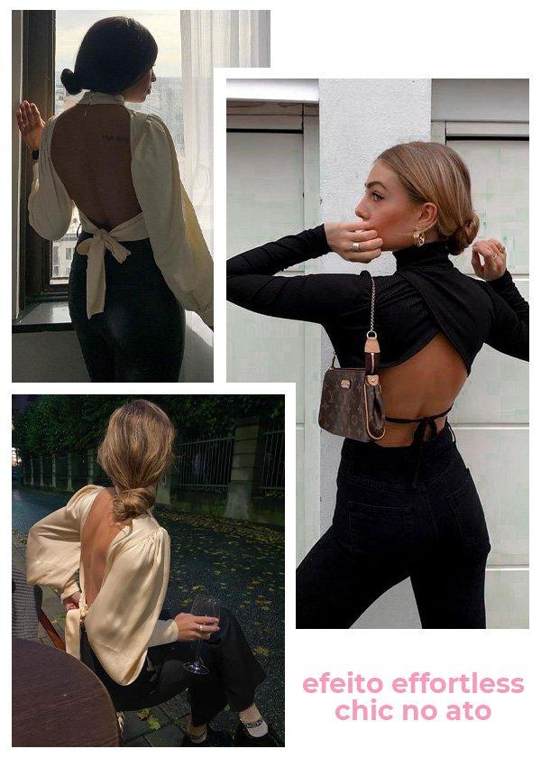 Tandya, Matilda Djerf - novo decote - decote nas costas - verão - street style - https://stealthelook.com.br