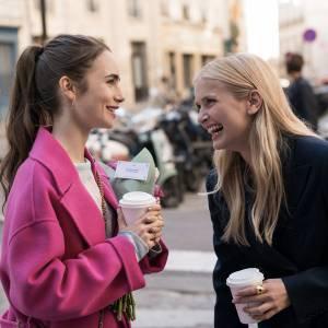 Roubei os looks de Camille da série Emily em Paris