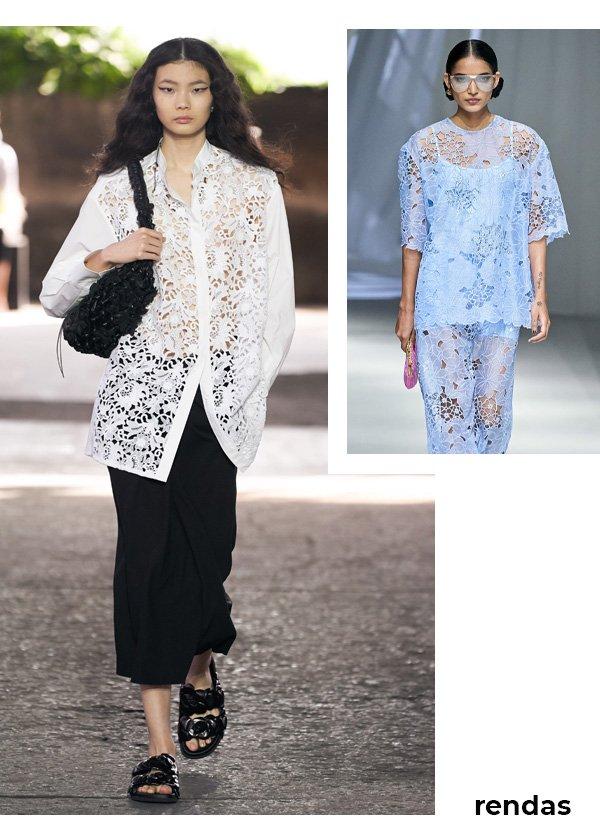 Valentino, Fendi - semanas de moda - tendências - verão - street style - https://stealthelook.com.br