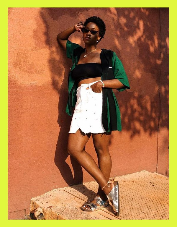 Yolande Macon - modelo de biquíni tendência - biquíni - verão - street style - https://stealthelook.com.br