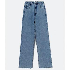 Calça Wide Leg Jeans Lisa