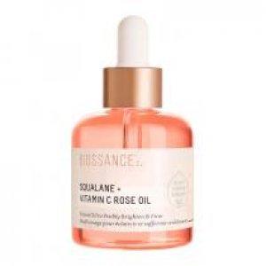 Óleo Facial Biossance De Vitamina C Com Rosas E Esqualano