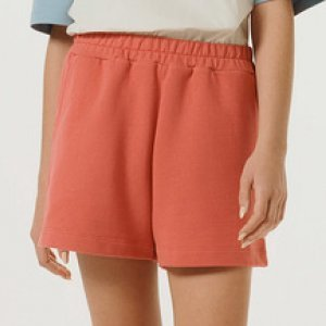 Shorts Feminino Color Block Cintura Alta