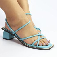 Sandália Luah Azul
