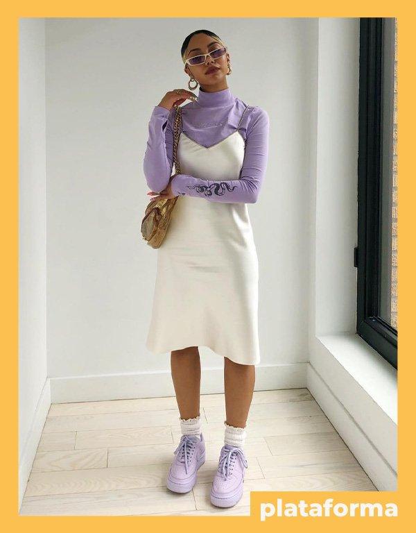 Alani Figueroa - modelos de tênis - tendências do verão 2021 - verão - street style - https://stealthelook.com.br