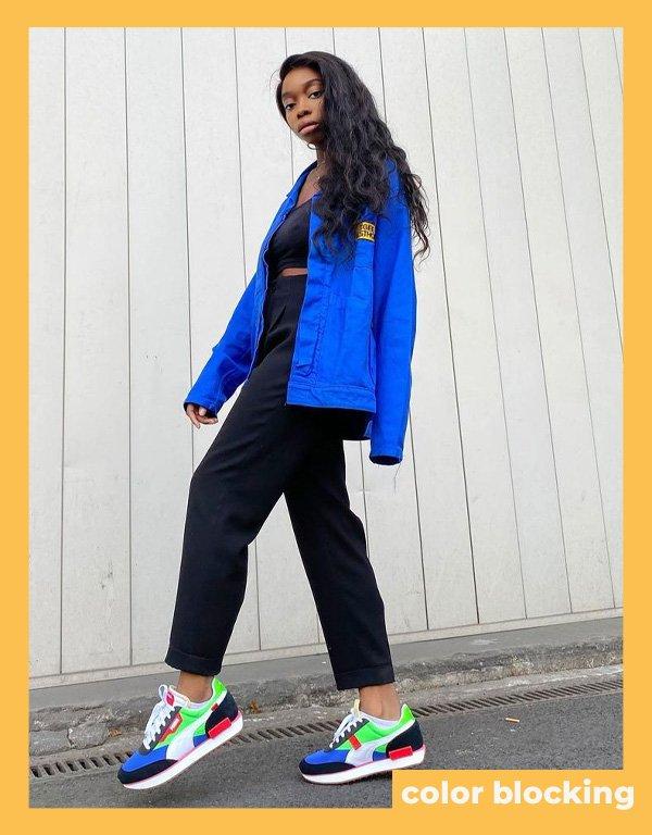Aude-Julie Alingué - modelos de tênis - tendências do verão 2021 - verão - street style - https://stealthelook.com.br