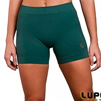 SHORT ESPORTIVO ATTACK SEM COSTURA ANTIMICROBIAL LUPO VERDE