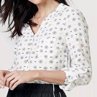 Camisa Feminina Em Tecido Com Martingalê - Branco
