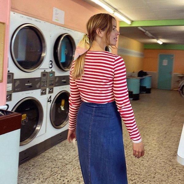 STEAL THE LOOK - Como usar - 8 formas de usar blusa listrada em 2021