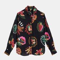 camisa tropicalia