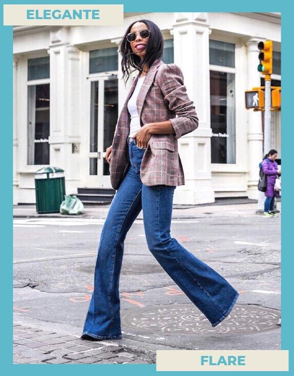 Janelle Marie Lloyd - tendência de jeans - jeans - verão - street style - https://stealthelook.com.br