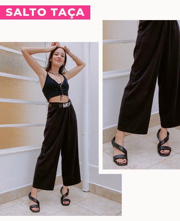 Jéssica Menasce - sandálias de salto baixo - sandálias no verão - verão - street style - https://stealthelook.com.br