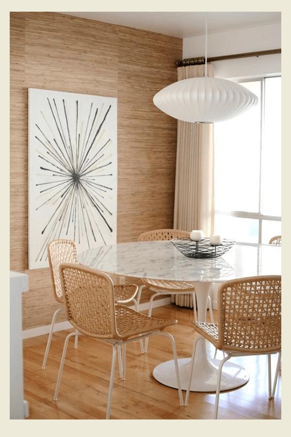 Pinterest - cadeira de palha - palha - verão - Em casa - https://stealthelook.com.br