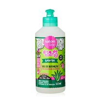 Salon Line Gel Uso Diário 320 ml To de Cacho Babosa Unit