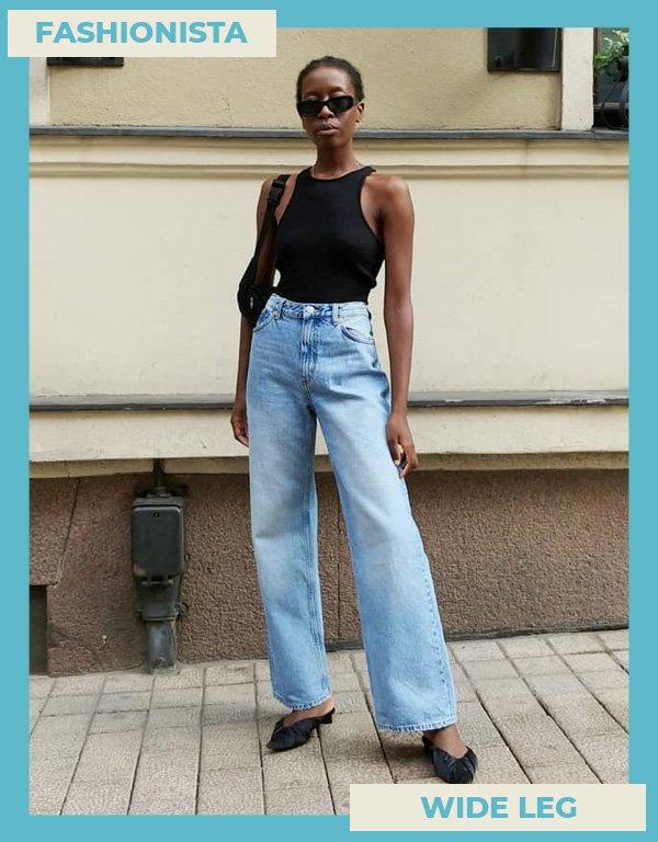 Sylvie Mus - tendência de jeans - jeans - verão - street style - https://stealthelook.com.br