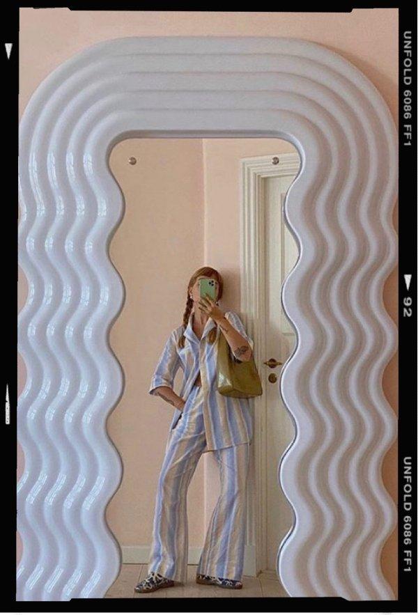 Somme Studio - espelho-curvy - espelho - verão - em-casa - https://stealthelook.com.br