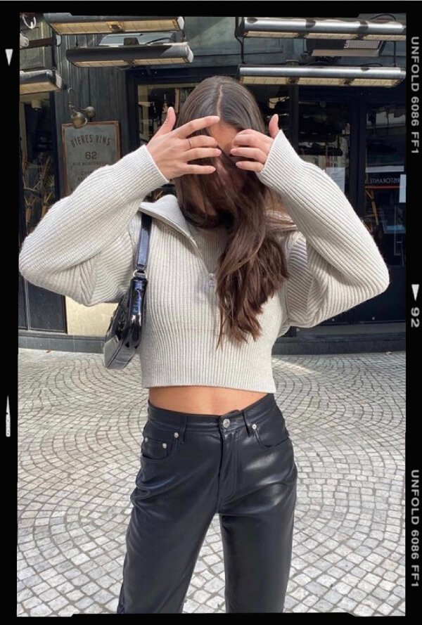 Tamara Mory - suéter - tricot - inverno - street-style - https://stealthelook.com.br