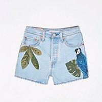 short jeans arara levis