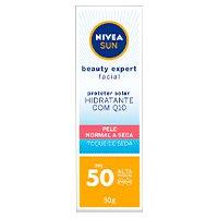 NIVEA SUN BEAUTY EXPERT FACIAL PELE NORMAL A SECA FPS50 50G