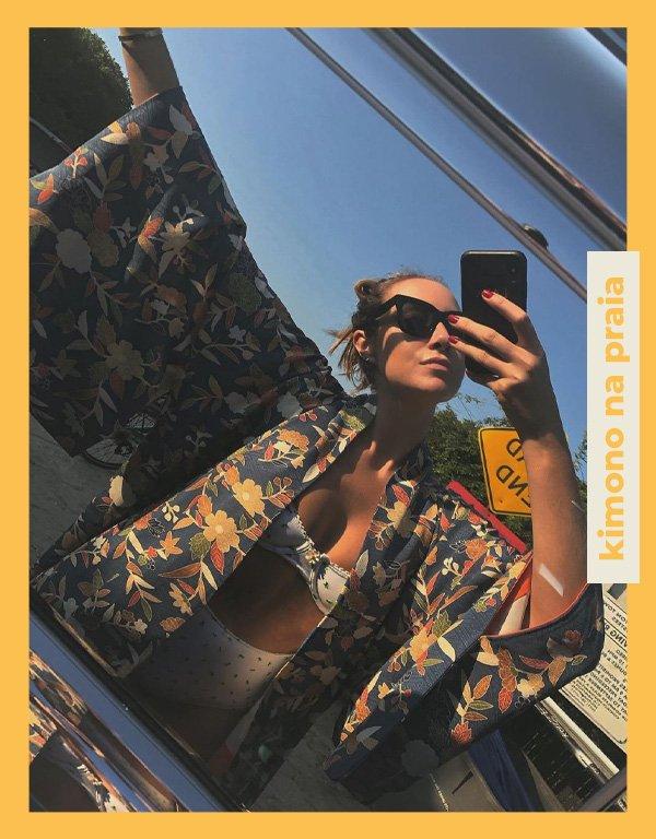 Alexandra Chappelle - truques de styling - kimono - verão - street style - https://stealthelook.com.br