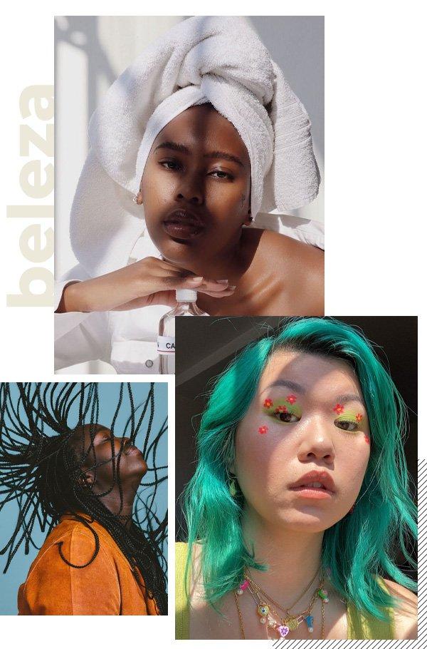 Shelley Mokoena, Mi-anne Chan - tendências do Pinterest para 2021 - tendências do Pinterest para 2021 - verão - street style - https://stealthelook.com.br