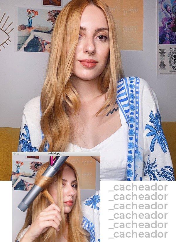 Aline Santos - cabelos - babyliss - verão - em-casa - https://stealthelook.com.br