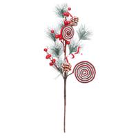 Galho Decorativo Tobias - 15X65X10cm