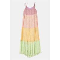 vestido marias coloridas