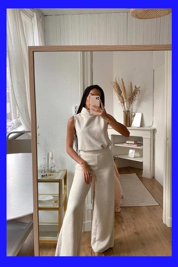Amaka  Hamelijnck - looks off white - looks off white - verão - Em casa - https://stealthelook.com.br