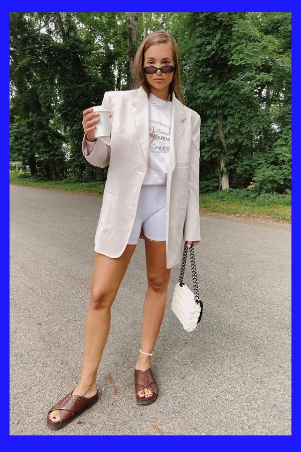 Danielle Bernstein - looks off white - looks off white - verão - street style  - https://stealthelook.com.br