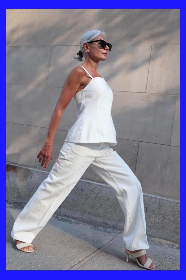 Grece Ghanem - looks off white - looks off white - verão - street style  - https://stealthelook.com.br
