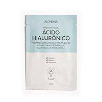 MÁSCARA FACIAL ÁCIDO HIALURÔNICO ALCHEMIA 20G