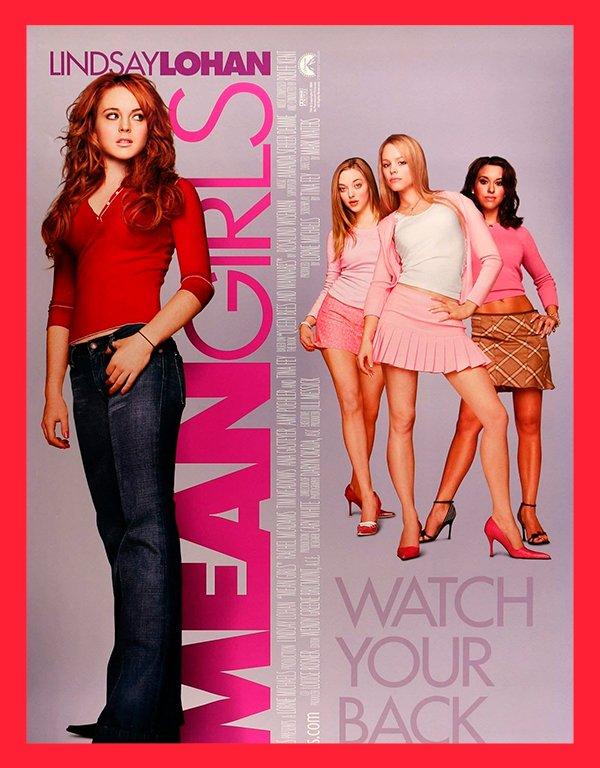It girls - Meninas malvadas - Filmes de natal - Primavera - Street Style - https://stealthelook.com.br