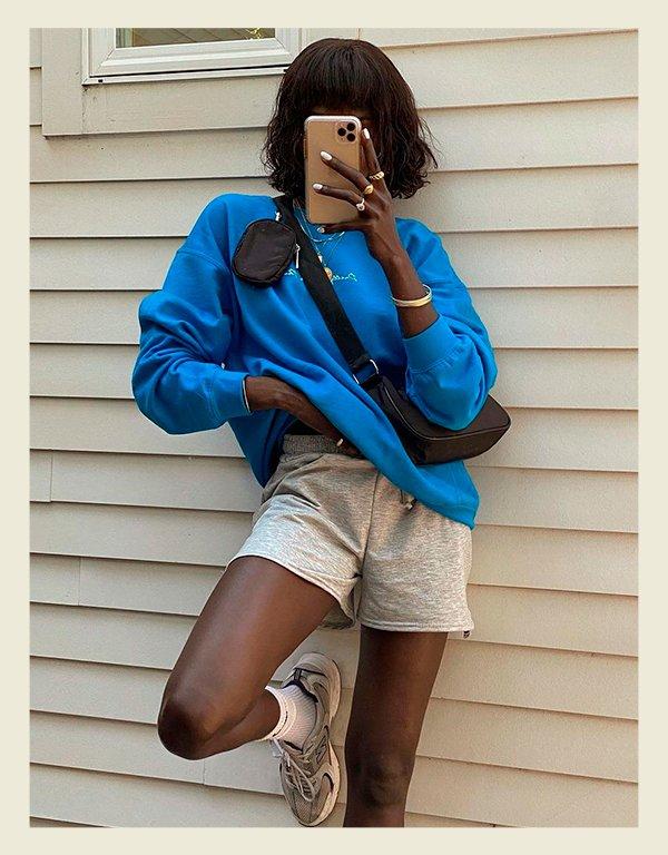 It girls - Conforto - 2021 - Primavera - Street Style - https://stealthelook.com.br