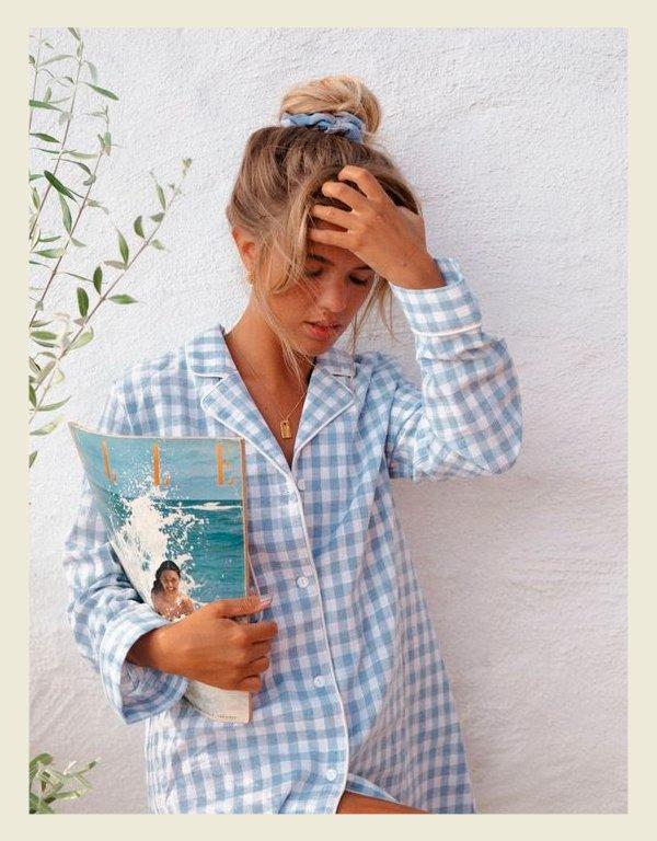 It girls - Pijama - 2021 - Primavera - Street Style - https://stealthelook.com.br