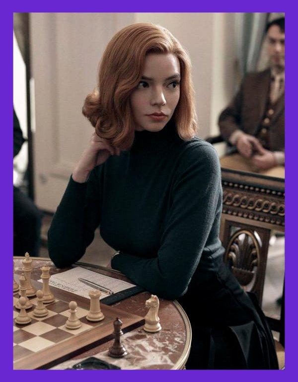 It girls - Lição de estilo - O gambito da rainha - Primavera - Street Style - https://stealthelook.com.br