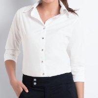 Quintess - Camisa Clássica Branca