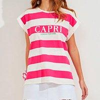 T-shirt Capri