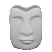 Vaso em Cerâmica Moara - Branco