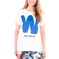 t-shirt letra w