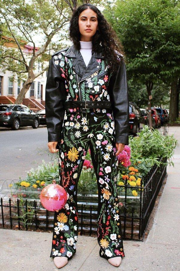 Gabriella Seviya Schultz - craftcore - tendência 2021 - verão - street style - https://stealthelook.com.br