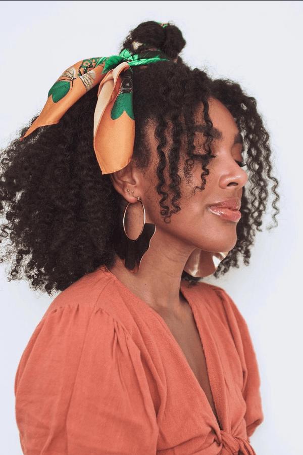 Angela Onuoha  - penteados de verão - penteados de verao - verão - street style - https://stealthelook.com.br