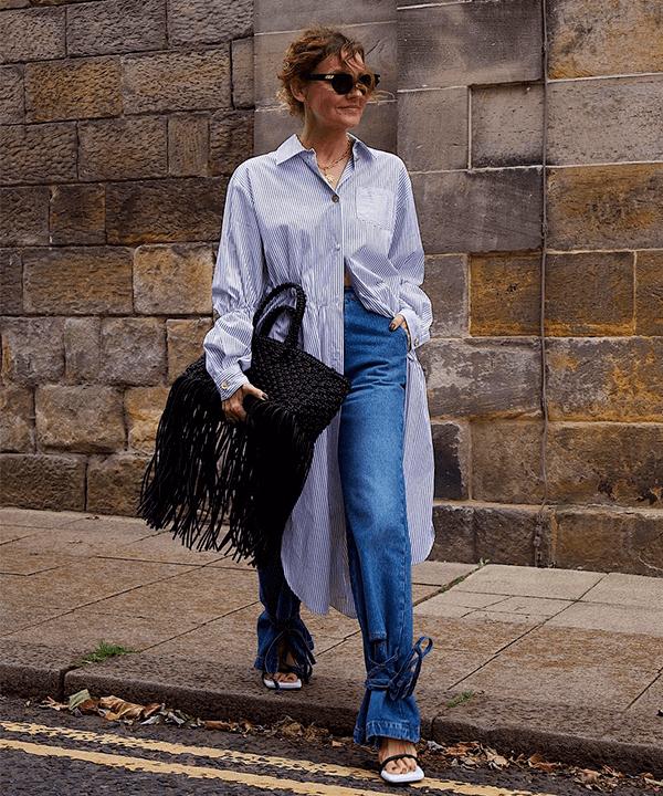 Renia Jaz - camisa básica - camisa básica  - verão - street style  - https://stealthelook.com.br