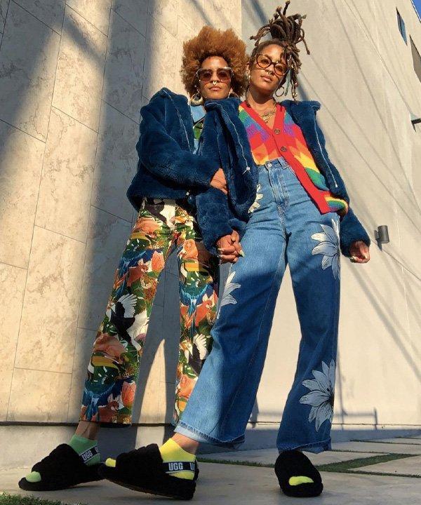 Coco and Breezy - fluff yeah - sandália fluffy - verão - street style - https://stealthelook.com.br