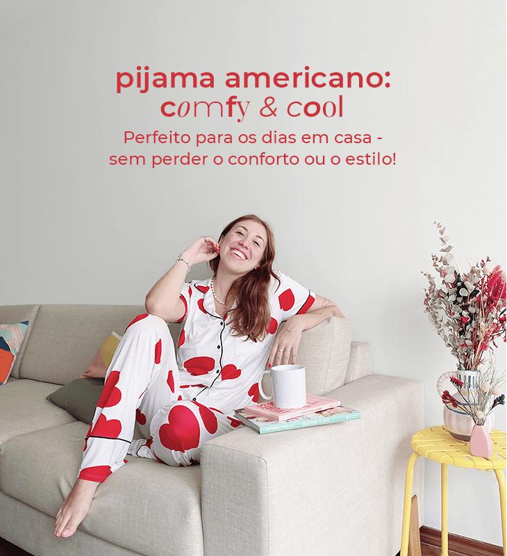 Giulia Coronato - Pijama - Pijama - Verão - Em casa - https://stealthelook.com.br