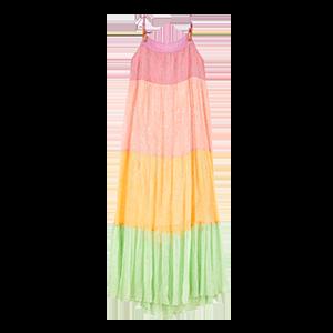 vestido marias coloridas R$ 498,00  ou 10x de R$ 49,80