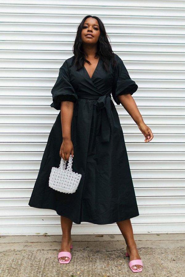 Karina Marriott - como usar preto no verão - looks preto - verão - street style - https://stealthelook.com.br