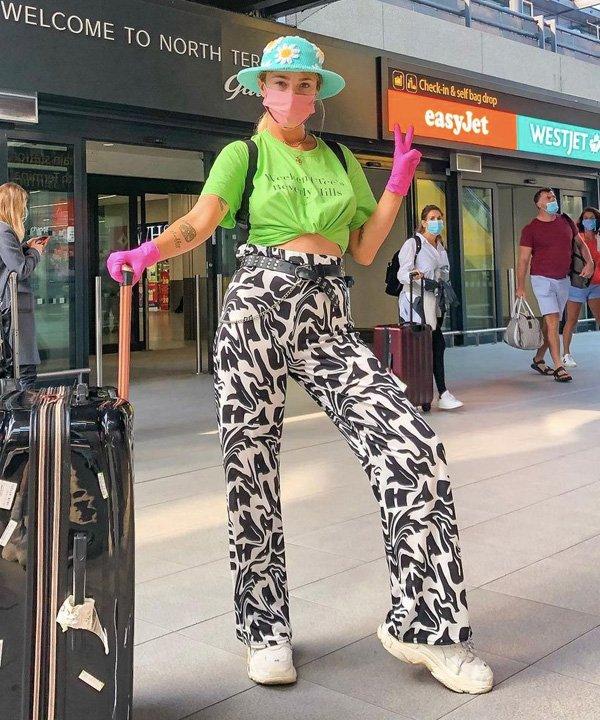 Lulu Belle - acessório de cabelo - bucket hat de tricot - verão - street style - https://stealthelook.com.br